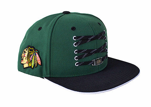 Chicago Blackhawks Kelly Green Snapback