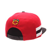 Chicago Blackhawks Red 'Locker Room' LTD Snapback
