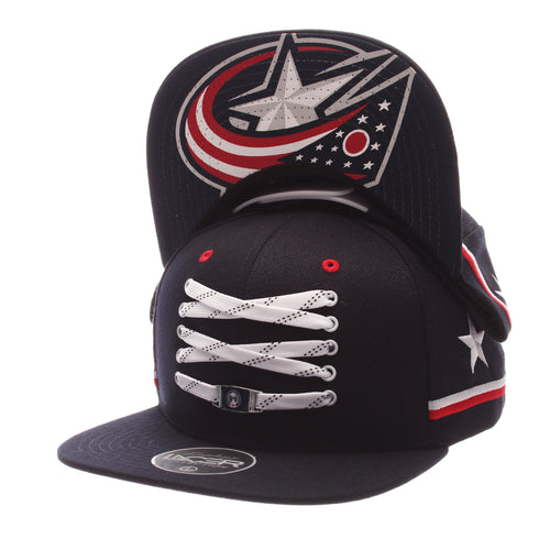 Columbus Blue Jackets 'Locker Room' Snapback
