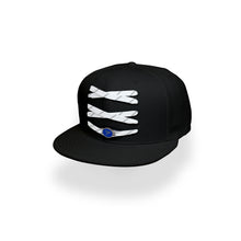 Load image into Gallery viewer, St. Louis Black Hockey Lacer Snapback Set