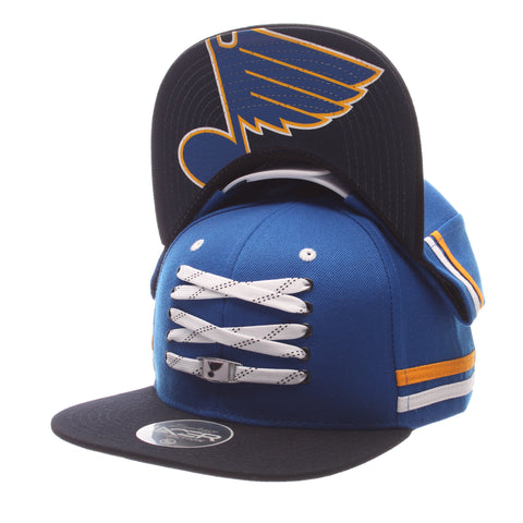 St. Louis Blues 'Locker Room' LTD Snapback