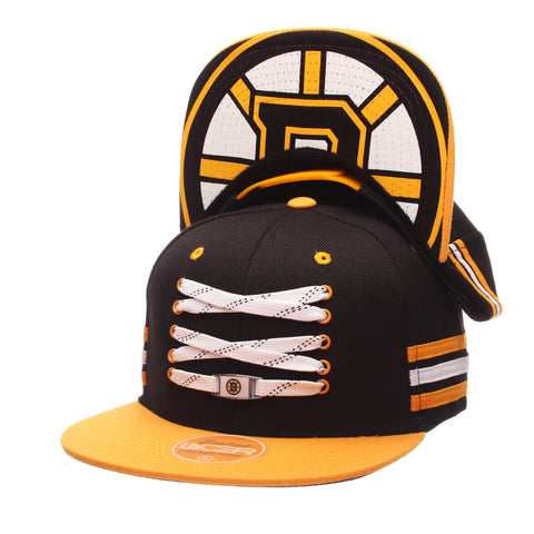 Boston Bruins 'Locker Room' Snapback