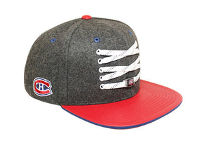 Montreal Canadiens 'Checked' Snapback
