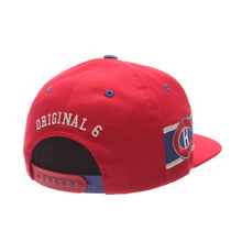 Load image into Gallery viewer, Montreal Canadiens 'Original 6' Vintage Snapback