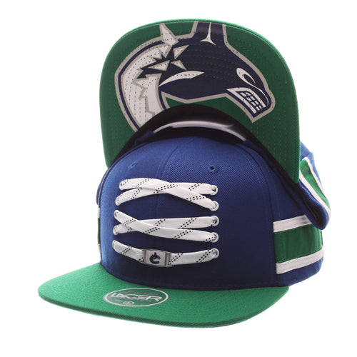 Vancouver Canucks 'Locker Room' LTD Snapback