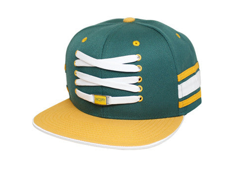 Green Bay 'End Zone' Snapback