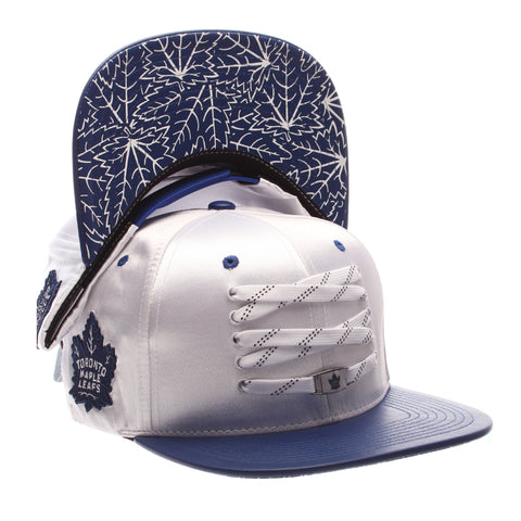 Toronto Maple Leafs LTD Satin Snapback