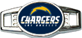 Los Angeles Chargers Custom Navy Lacer Snapback Set