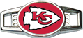 Load image into Gallery viewer, Kansas City 'End Zone' Snapback Set