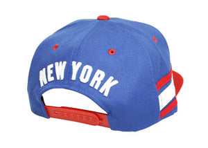 New York 'End Zone' Snapback Set