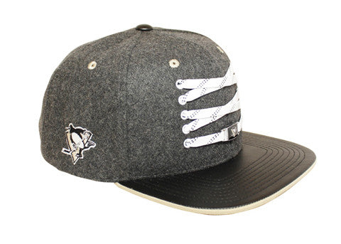 Pittsburgh Penguins 'Checked' Snapback