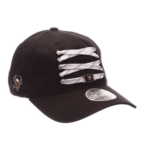 Pittsburgh Penguins Lacer Strapback