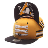 Pittsburgh Penguins Yellow 'Locker Room' LTD Snapback