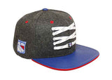 New York Rangers 'Checked' Snapback