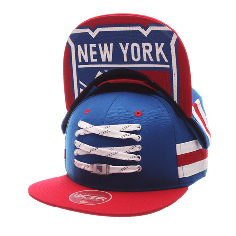 New York Rangers 'Locker Room' LTD Snapback