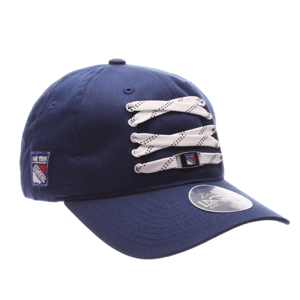 New York Rangers Royal Lacer Dad Hat