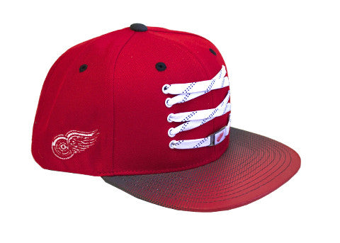 Detroit Red Wings 'Gradient' Snapback