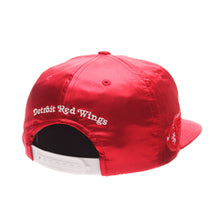 Load image into Gallery viewer, Detroit Red Wings LTD Satin Snapback