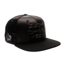 Load image into Gallery viewer, San Jose Sharks 'Premier 2.0' Snapback