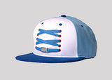TORONTO Carolina Blue & White Fitted