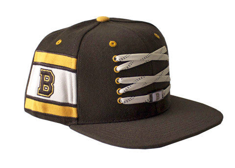 Vintage Boston Bruins 'Original 6' Snapback