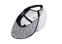 Load image into Gallery viewer, White Infrared Elephant Snapback