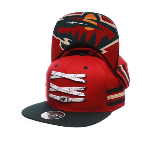 Minnesota Wild 'Locker Room' Snapback