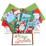 12 Days Of Christmas Gift Box Care Package