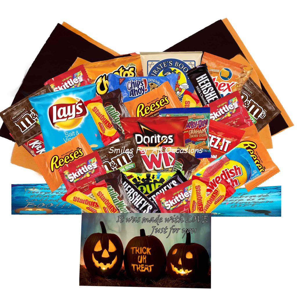Halloween Care Package / Boo Box