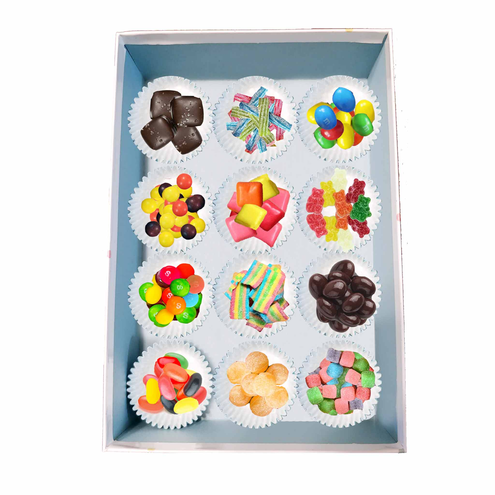Candy Box Assortment