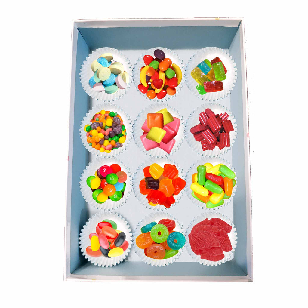 Candy Box Fruity Assortment