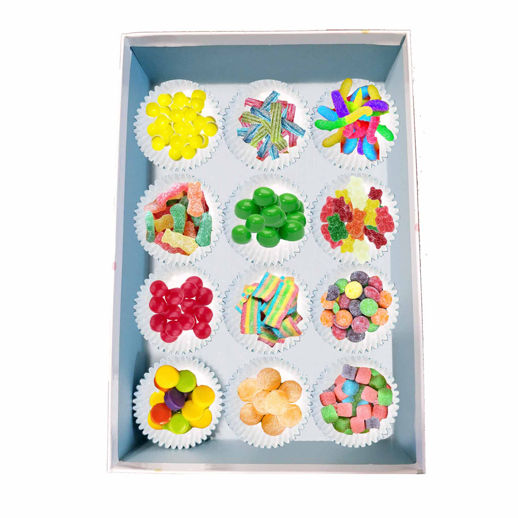 Candy Box Sour Assortment