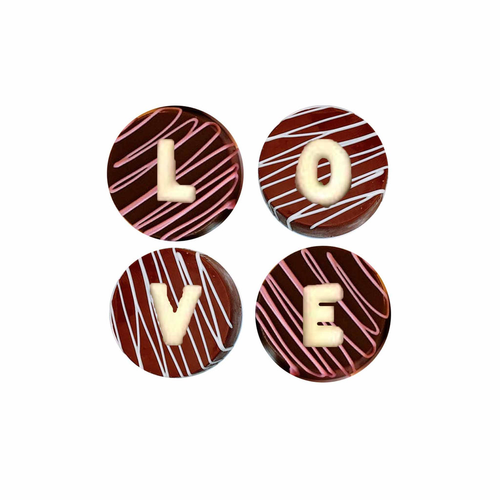 Chocolate Covered Oreos 4 Pack