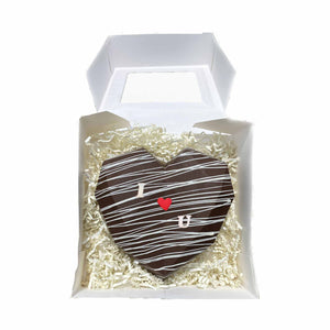 Breakable Chocolate Heart