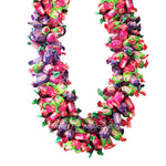 Candy Lei Colorful Double Bubble