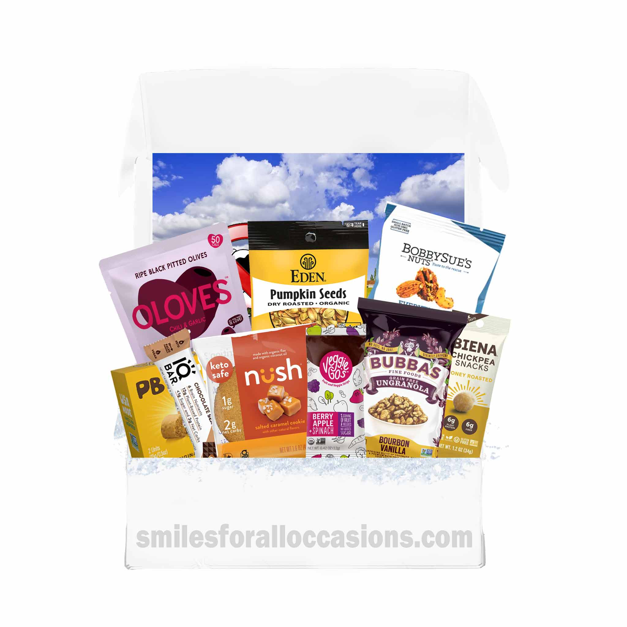 Dairy Free Gift Box Care Package SMALL