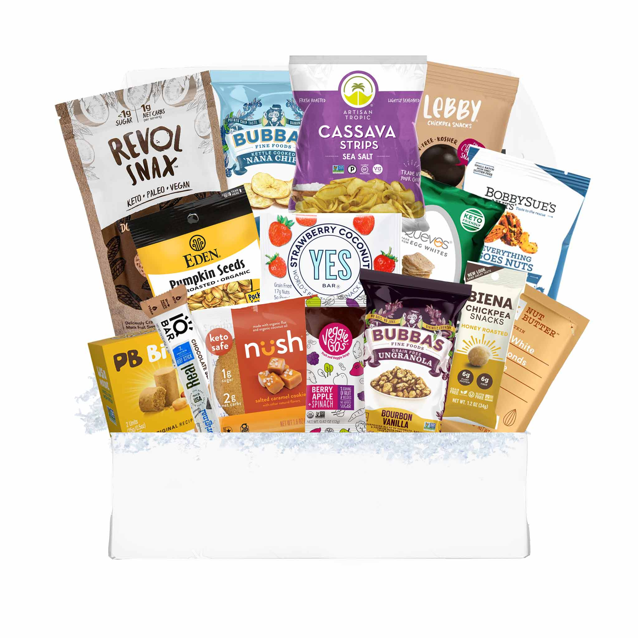 Dairy Free Gift Box Care Package