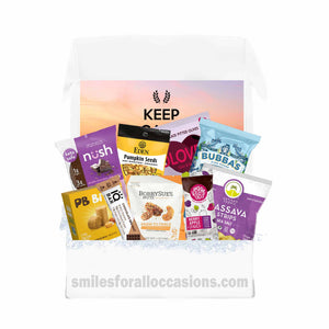 Gluten Free Gift Box Care Package / Small