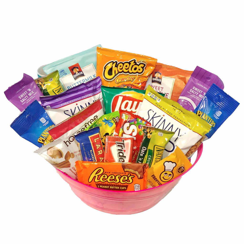 GLUTEN FREE Candy and Snack Gift Basket