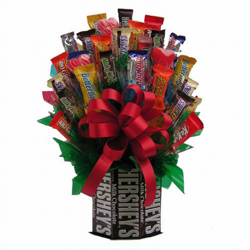 Hershey's & More Bouquet