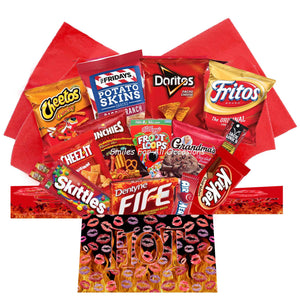 Red Hot Care Package