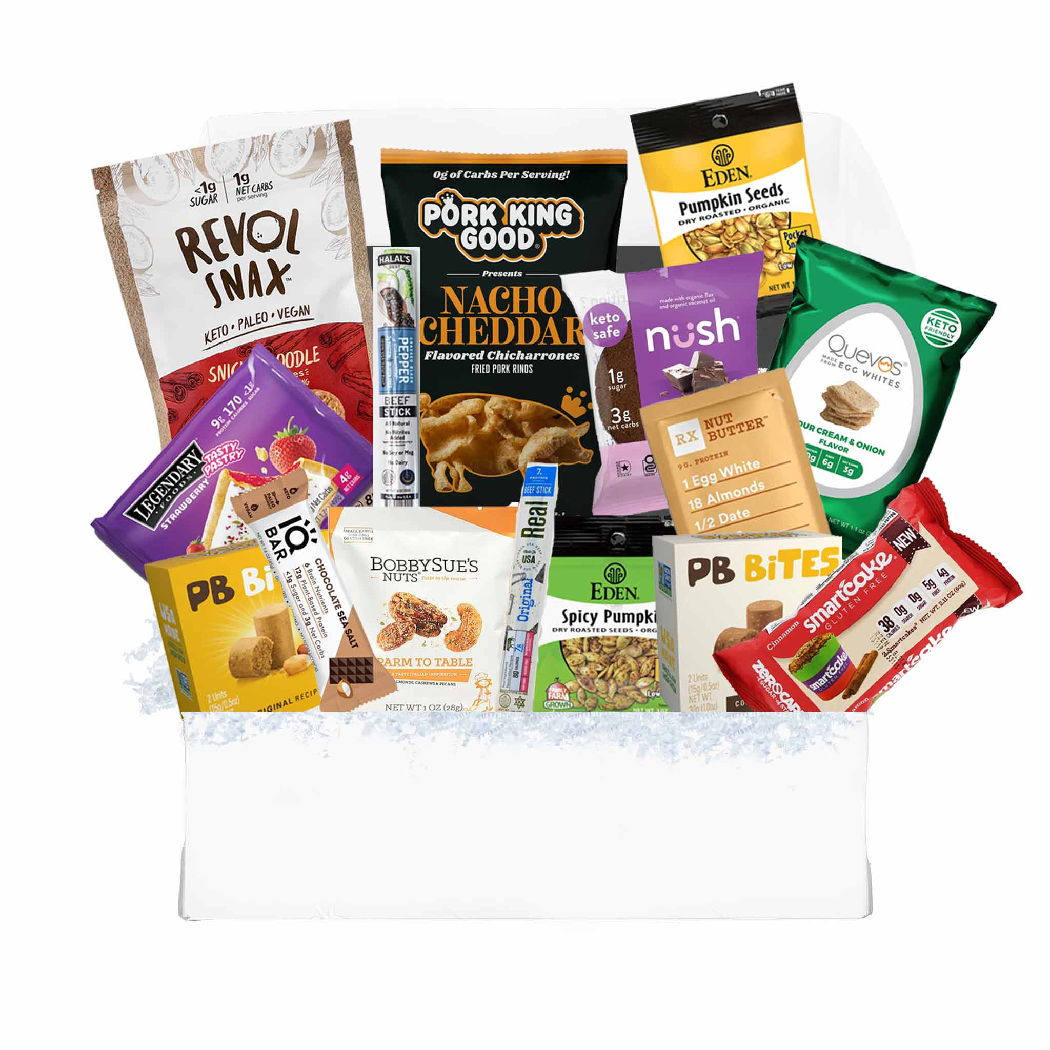 Keto / Low Carb Gift Box Care Package