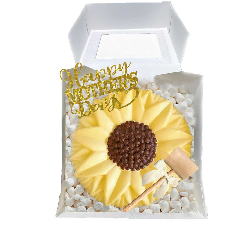 Sunflower Breakable Chocolate