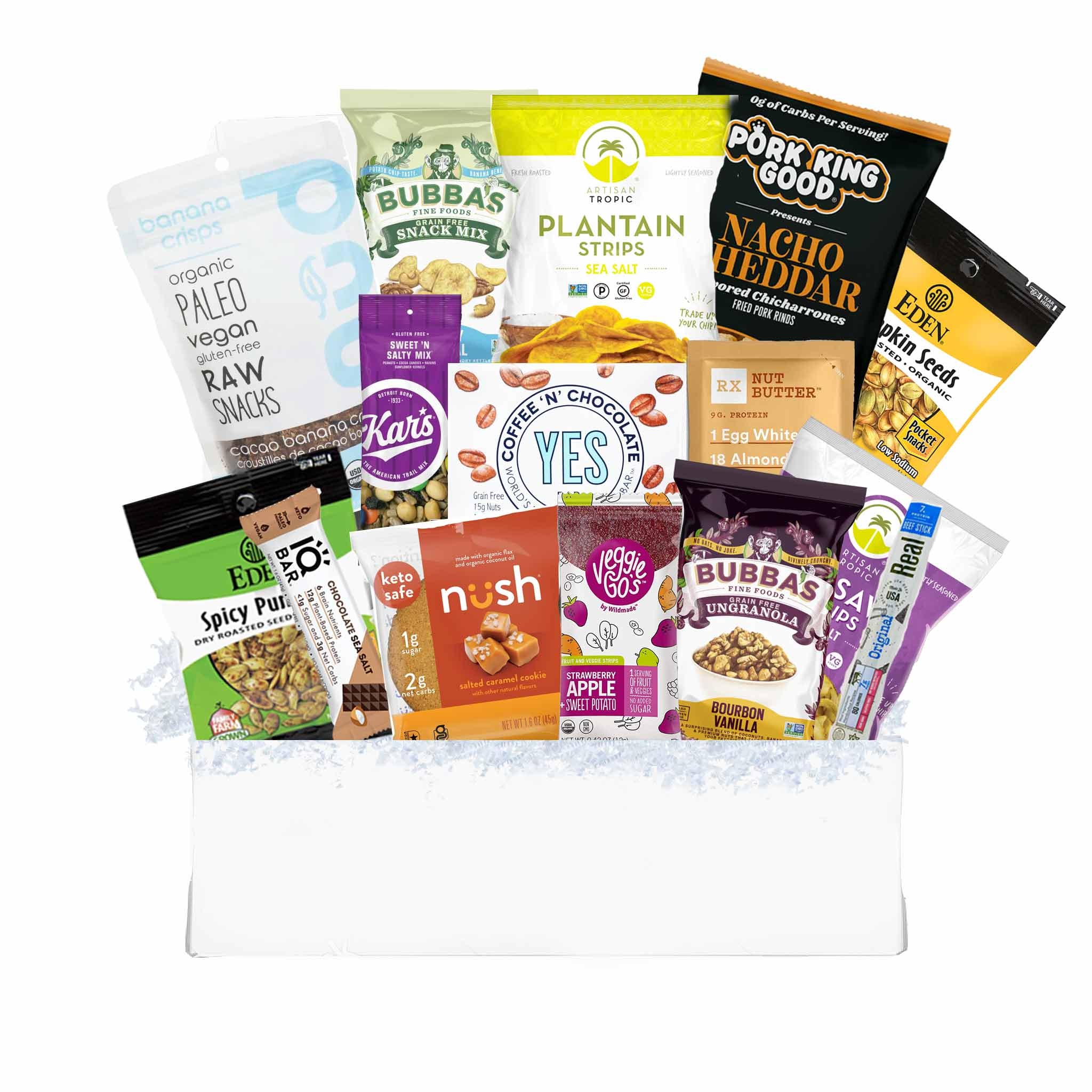 Paleo Gift Box Care Package