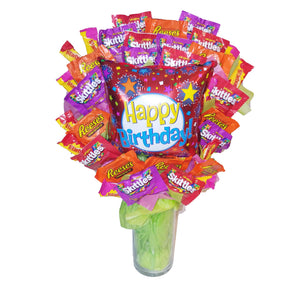 Custom Candy Bouquet