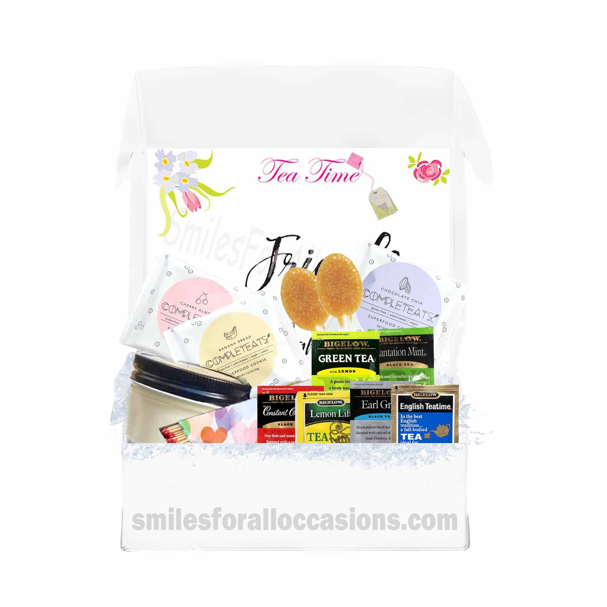 Tea Time Box / Care package Small
