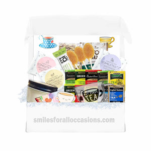 Tea Time Box / Care Package