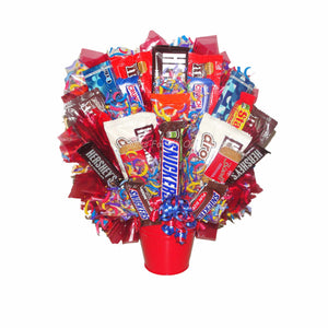 Red Candy Bouquet