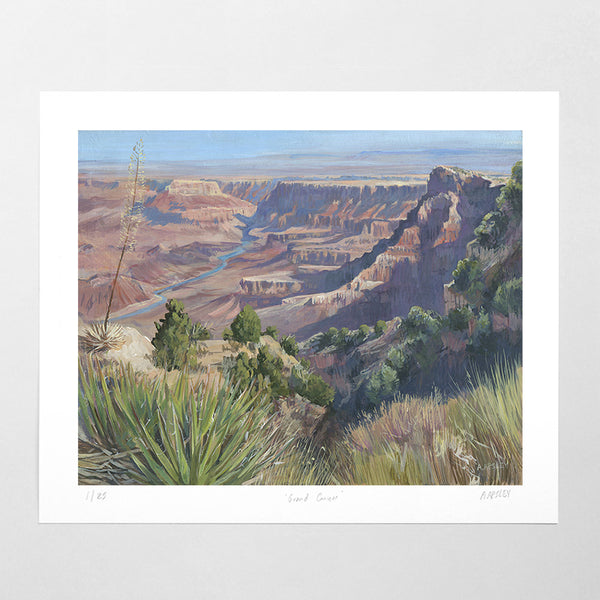 Grand Canyon Landscape