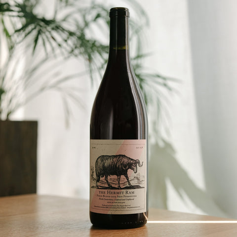 The Hermit Ram - Skin Fermented Field Blend 2019